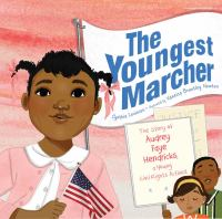 Cover illustration for The Youngest Marcher