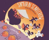 Cover illustration for Samurai Scarecrow