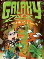 Cover illustration for A Haunted Halloween