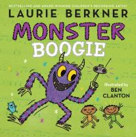 Cover illustration for Monster Boogie
