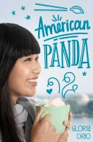 Cover illustration for American Panda