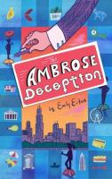 Cover illustration for The Ambrose Deception