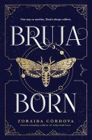 Cover illustration for Bruja Born