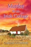 Cover illustration for Murder in an Irish Cottage