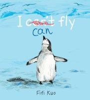 Cover illustration for I Can Fly