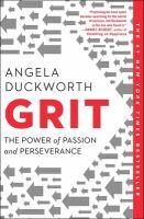 Cover illustration for Grit