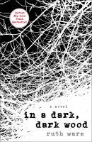 Cover illustration for In a Dark, Dark Wood