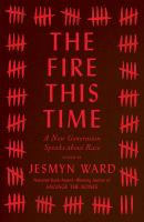 Cover illustration for The fire this time