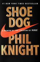 Cover illustration for Shoe Dog
