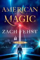 Cover illustration for American Magic