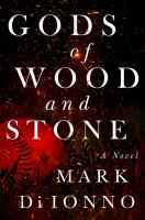 Cover illustration for Gods of Wood and Stone