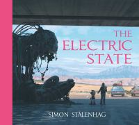 Cover illustration for The Electric State