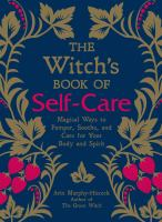 Cover illustration for The Witch's book of Self-Care