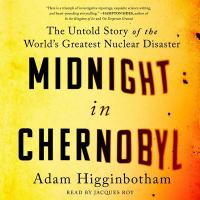 Cover illustration for Midnight in Chernobyl