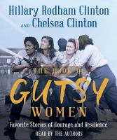 Cover illustration for The Book of Gutsy Women