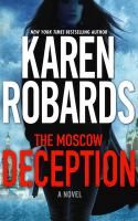 Cover illustration for The Moscow Deception
