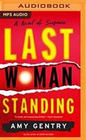 Cover illustration for Last Woman Standing