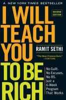 Cover illustration for I will Teach You to be Rich