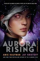 Cover illustration for Aurora Rising