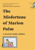 Cover illustration for The misfortune of Marion Palm