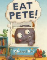 Cover illustration for Eat Pete!