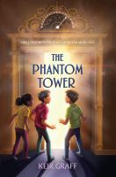 Cover illustration for The Phantom Tower