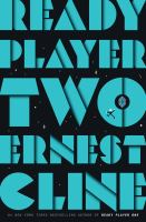 Cover illustration for Ready Player Two