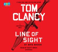 Cover illustration for Tom Clancy: Line of Sight