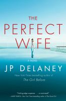 Cover illustration for The Perfect Wife
