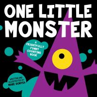 Cover illustration for One Little Monster