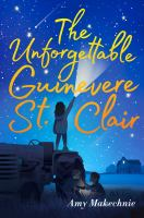 Cover illustration for The Unforgettable Guinevere St. Clair