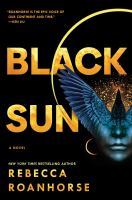 Cover illustration for Black Sun