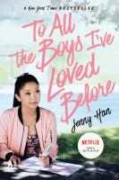 Cover illustration for To All the Boys I've Loved Before