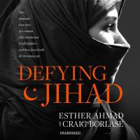 Cover illustration for Defying Jihad