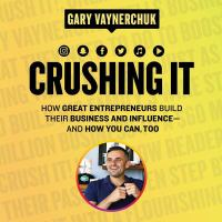 Cover illustration for Crushing It