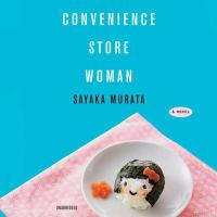 Cover illustration for Convenience store woman
