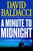 Cover illustration for A Minute to Midnight