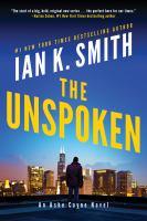 Cover illustration for The Unspoken