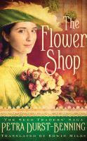 Cover illustration for The Flower Shop