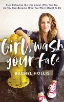 Cover illustration for Girl, Wash Your Face