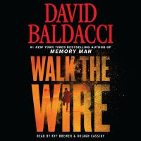 Cover illustration for Walk the Wire