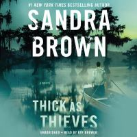 Cover illustration for Thick as Thieves