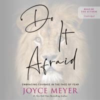 Cover illustration for Do It Afraid