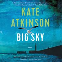 Cover illustration for Big Sky
