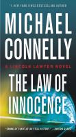 Cover illustration for The Law of Innocence