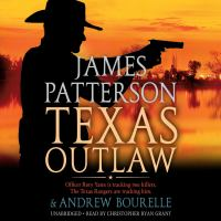 Cover illustration for Texas Outlaw