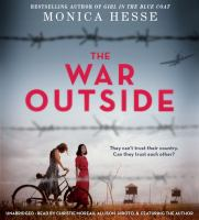 Cover illustration for The War Outside