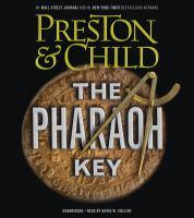 Cover illustration for The Pharaoh Key
