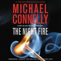 Cover illustration for The Night Fire