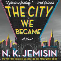 Cover illustration for The City We Became